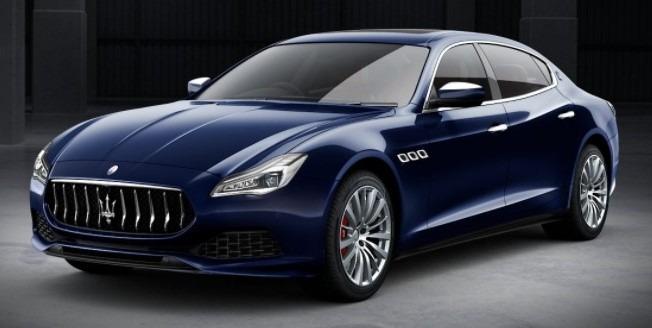New 2020 Maserati Quattroporte S Q4 for sale $110,299 at Bentley Greenwich in Greenwich CT 06830 1