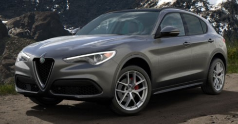 New 2020 Alfa Romeo Stelvio Ti Sport Q4 for sale $55,645 at Bentley Greenwich in Greenwich CT 06830 1