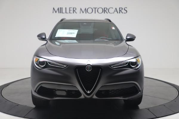 New 2020 Alfa Romeo Stelvio Ti Sport Q4 for sale Call for price at Bentley Greenwich in Greenwich CT 06830 12