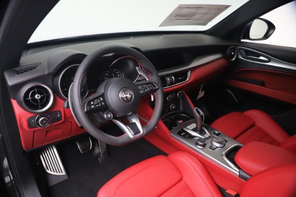 New 2020 Alfa Romeo Stelvio Ti Sport Q4 for sale Sold at Bentley Greenwich in Greenwich CT 06830 13