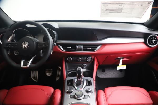 New 2020 Alfa Romeo Stelvio Ti Sport Q4 for sale Call for price at Bentley Greenwich in Greenwich CT 06830 16