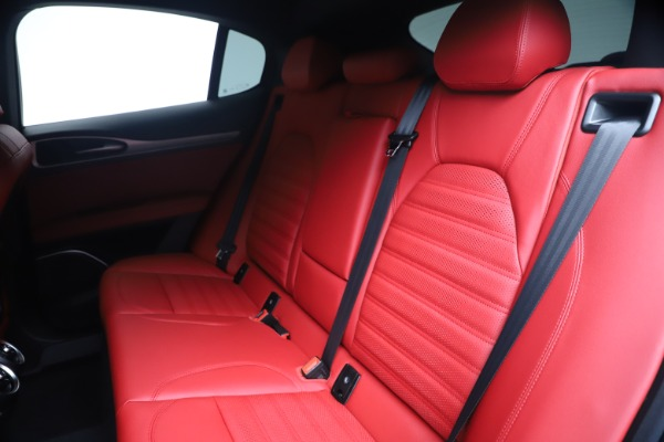 New 2020 Alfa Romeo Stelvio Ti Sport Q4 for sale Call for price at Bentley Greenwich in Greenwich CT 06830 18