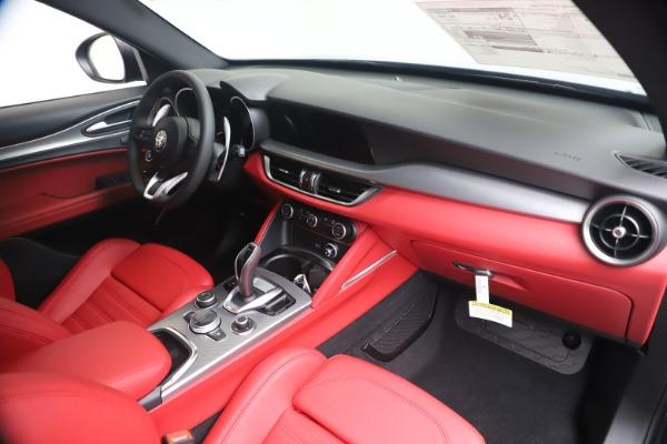 New 2020 Alfa Romeo Stelvio Ti Sport Q4 for sale Call for price at Bentley Greenwich in Greenwich CT 06830 24
