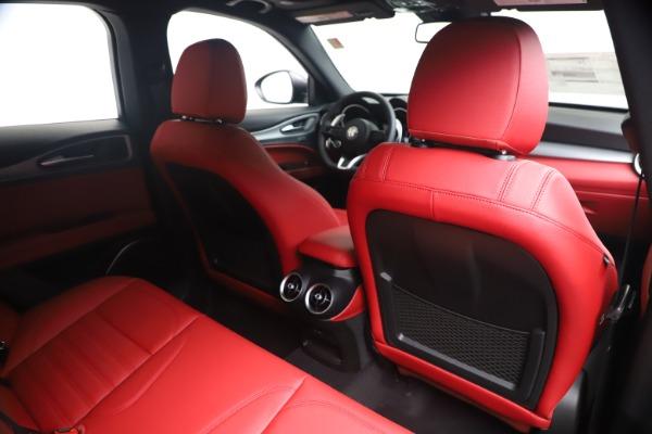 New 2020 Alfa Romeo Stelvio Ti Sport Q4 for sale Call for price at Bentley Greenwich in Greenwich CT 06830 28