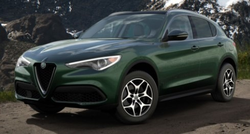 New 2020 Alfa Romeo Stelvio Q4 for sale $49,045 at Bentley Greenwich in Greenwich CT 06830 1