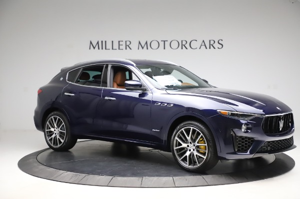 New 2020 Maserati Levante Q4 GranSport for sale $86,685 at Bentley Greenwich in Greenwich CT 06830 10
