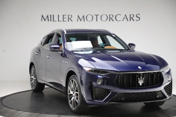 New 2020 Maserati Levante Q4 GranSport for sale $86,685 at Bentley Greenwich in Greenwich CT 06830 11