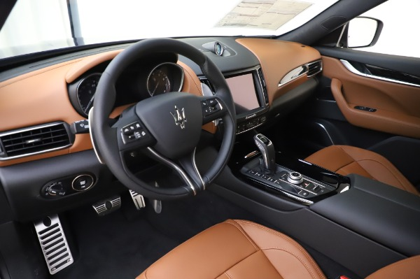New 2020 Maserati Levante Q4 GranSport for sale $86,685 at Bentley Greenwich in Greenwich CT 06830 13