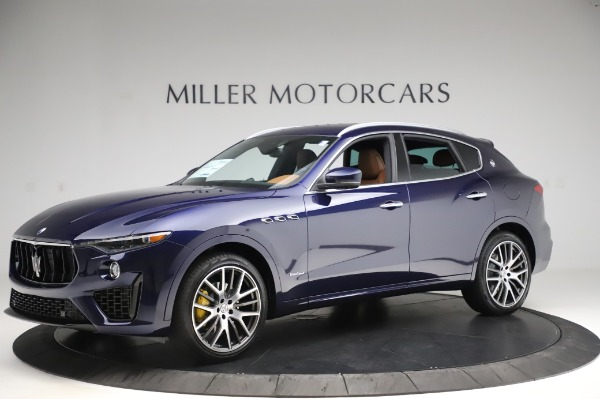 New 2020 Maserati Levante Q4 GranSport for sale $86,685 at Bentley Greenwich in Greenwich CT 06830 2