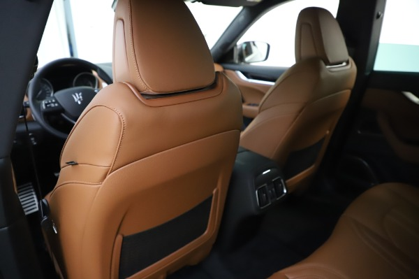 New 2020 Maserati Levante Q4 GranSport for sale $86,685 at Bentley Greenwich in Greenwich CT 06830 20
