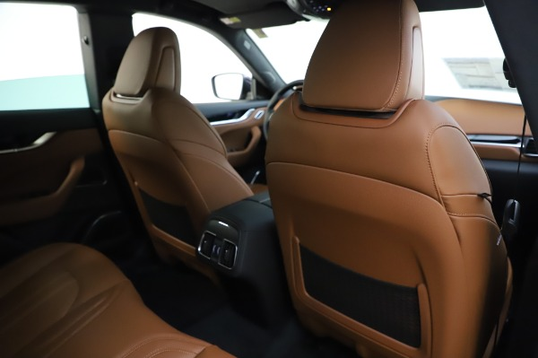 New 2020 Maserati Levante Q4 GranSport for sale $86,685 at Bentley Greenwich in Greenwich CT 06830 28
