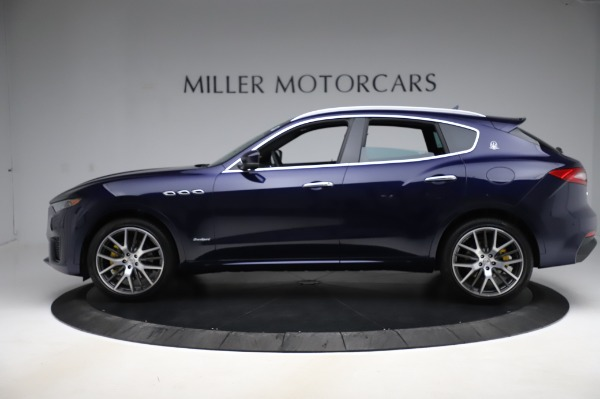 New 2020 Maserati Levante Q4 GranSport for sale $86,685 at Bentley Greenwich in Greenwich CT 06830 3