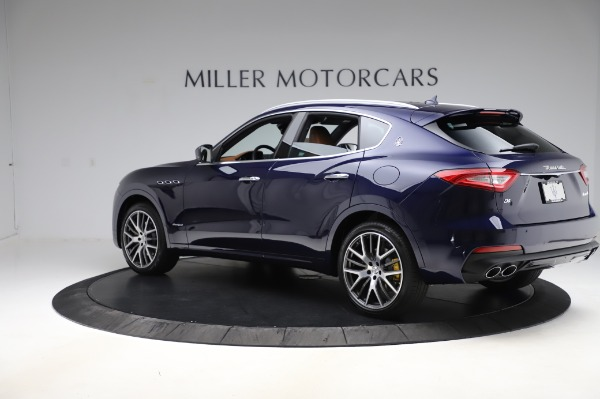 New 2020 Maserati Levante Q4 GranSport for sale $86,685 at Bentley Greenwich in Greenwich CT 06830 4