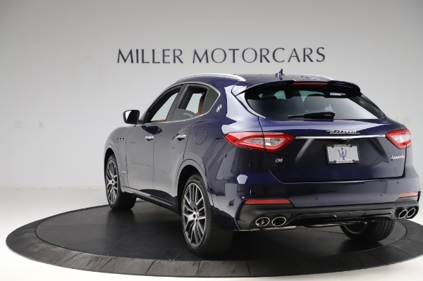 New 2020 Maserati Levante Q4 GranSport for sale $86,685 at Bentley Greenwich in Greenwich CT 06830 5