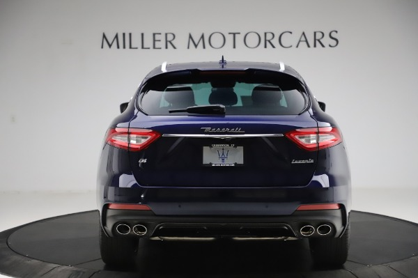 New 2020 Maserati Levante Q4 GranSport for sale $86,685 at Bentley Greenwich in Greenwich CT 06830 6