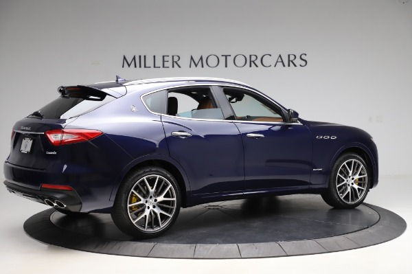 New 2020 Maserati Levante Q4 GranSport for sale $86,685 at Bentley Greenwich in Greenwich CT 06830 8
