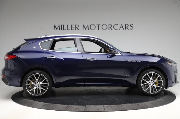 New 2020 Maserati Levante Q4 GranSport for sale $86,685 at Bentley Greenwich in Greenwich CT 06830 9