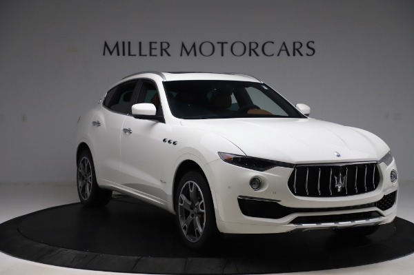 New 2020 Maserati Levante Q4 GranLusso for sale $87,449 at Bentley Greenwich in Greenwich CT 06830 11