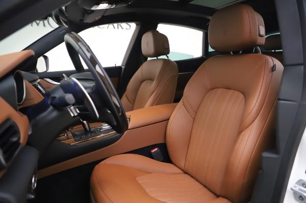 New 2020 Maserati Levante Q4 GranLusso for sale $87,449 at Bentley Greenwich in Greenwich CT 06830 14