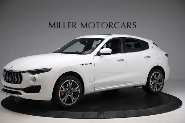 New 2020 Maserati Levante Q4 GranLusso for sale $87,449 at Bentley Greenwich in Greenwich CT 06830 2