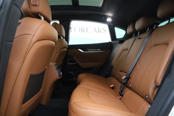 New 2020 Maserati Levante Q4 GranLusso for sale $87,449 at Bentley Greenwich in Greenwich CT 06830 20