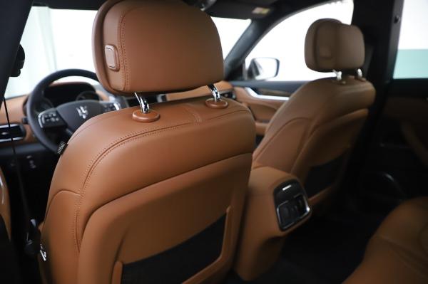 New 2020 Maserati Levante Q4 GranLusso for sale $87,449 at Bentley Greenwich in Greenwich CT 06830 21