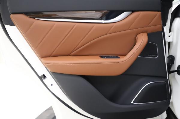 New 2020 Maserati Levante Q4 GranLusso for sale $87,449 at Bentley Greenwich in Greenwich CT 06830 22