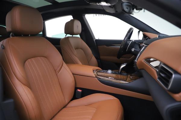 New 2020 Maserati Levante Q4 GranLusso for sale $87,449 at Bentley Greenwich in Greenwich CT 06830 23