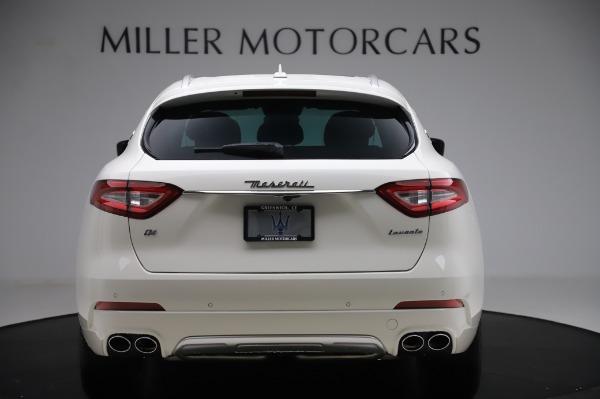 New 2020 Maserati Levante Q4 GranLusso for sale $87,449 at Bentley Greenwich in Greenwich CT 06830 6