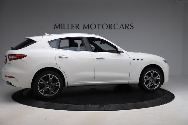New 2020 Maserati Levante Q4 GranLusso for sale $87,449 at Bentley Greenwich in Greenwich CT 06830 8