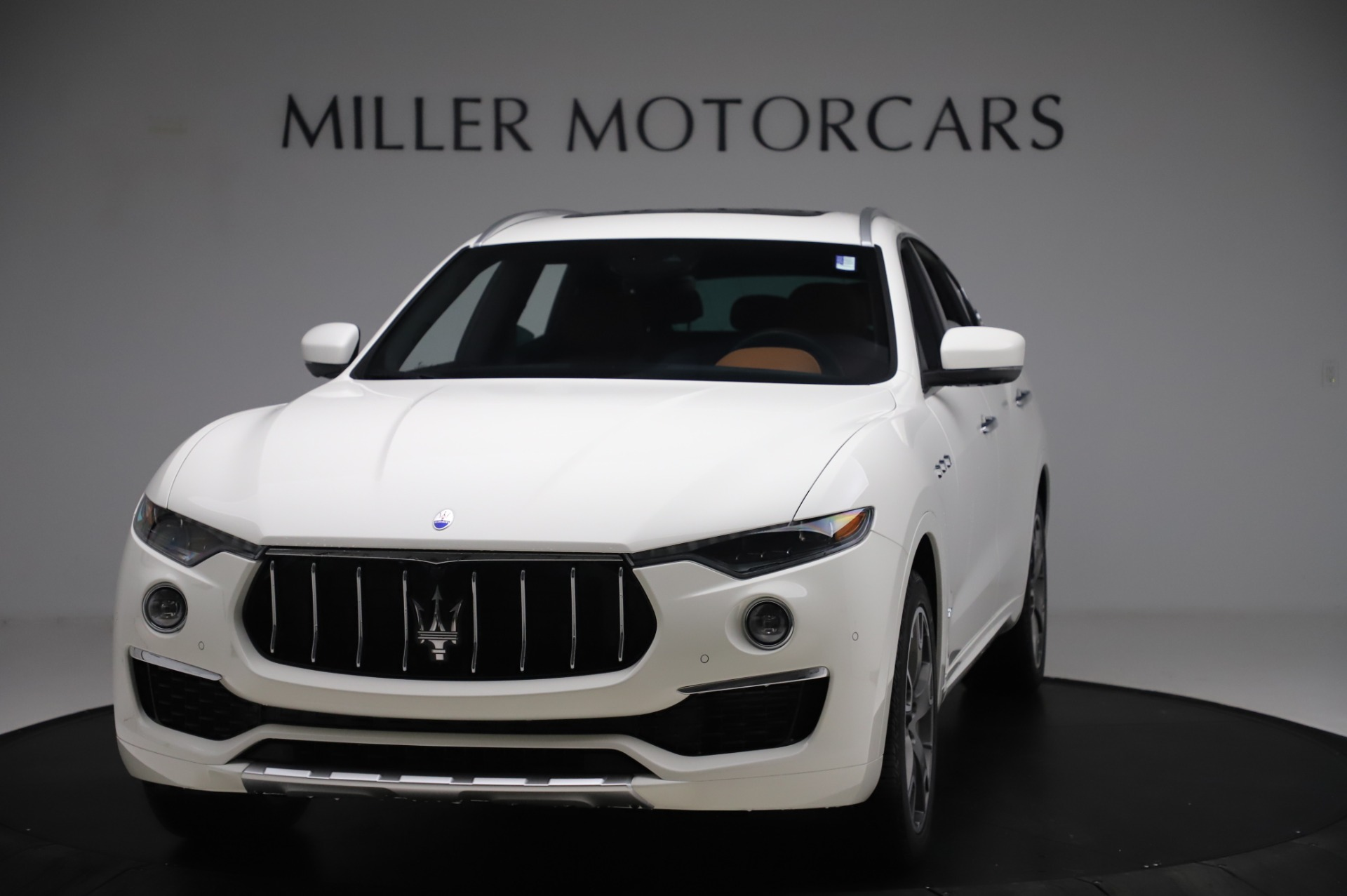 New 2020 Maserati Levante Q4 GranLusso for sale $87,449 at Bentley Greenwich in Greenwich CT 06830 1