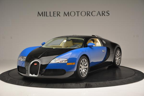 Used 2006 Bugatti Veyron 16.4 for sale Sold at Bentley Greenwich in Greenwich CT 06830 2