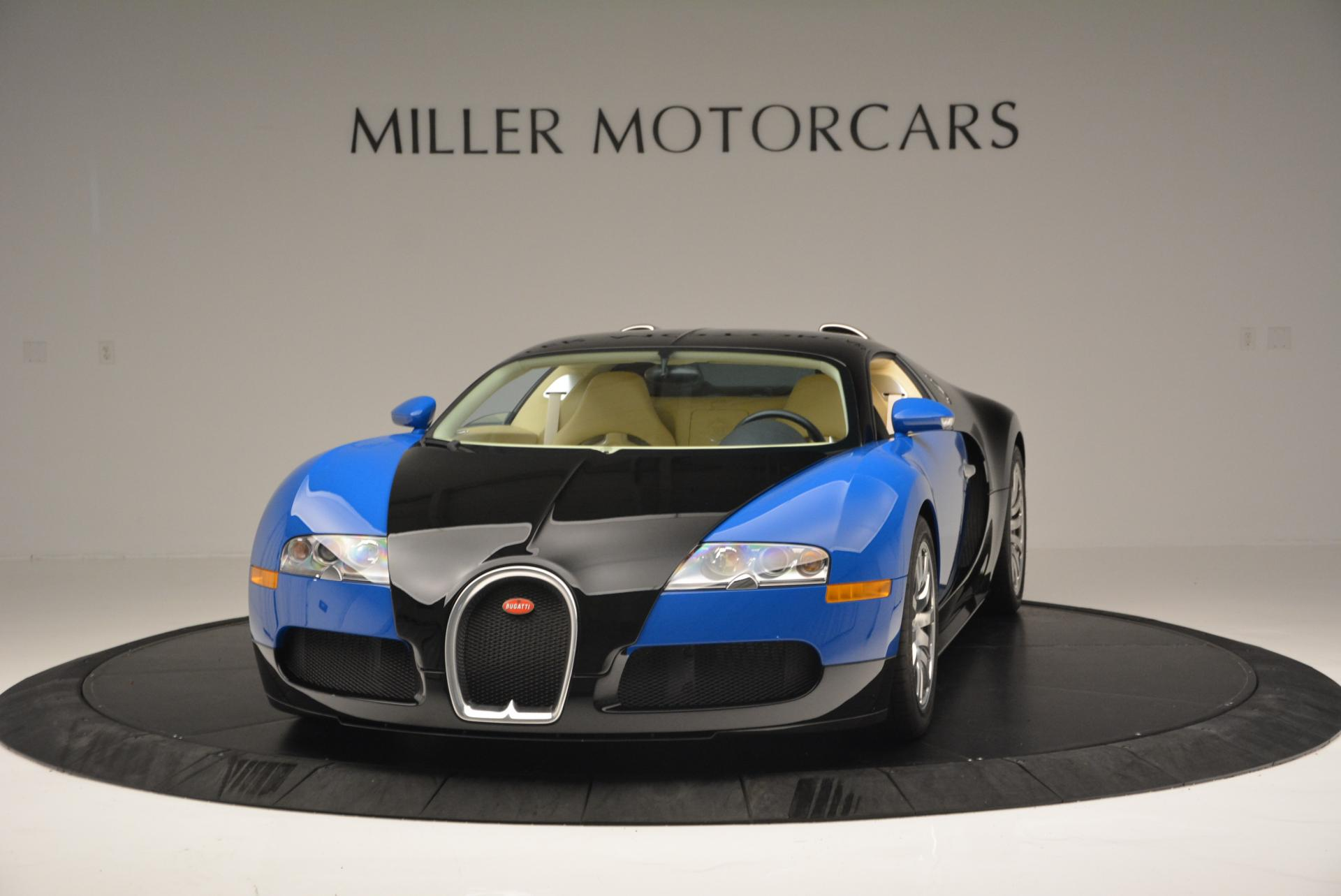 Used 2006 Bugatti Veyron 16.4 for sale Sold at Bentley Greenwich in Greenwich CT 06830 1