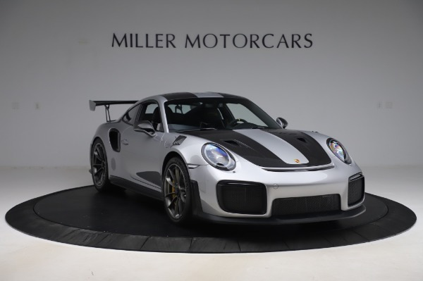 Used 2019 Porsche 911 GT2 RS for sale $316,900 at Bentley Greenwich in Greenwich CT 06830 10