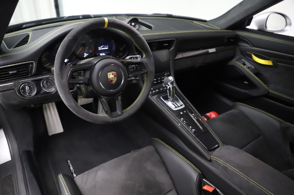 Used 2019 Porsche 911 GT2 RS for sale $316,900 at Bentley Greenwich in Greenwich CT 06830 13