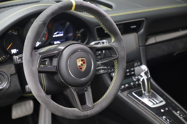 Used 2019 Porsche 911 GT2 RS for sale $316,900 at Bentley Greenwich in Greenwich CT 06830 16