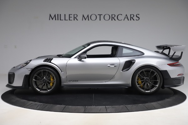 Used 2019 Porsche 911 GT2 RS for sale $316,900 at Bentley Greenwich in Greenwich CT 06830 2
