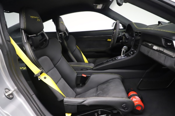 Used 2019 Porsche 911 GT2 RS for sale $316,900 at Bentley Greenwich in Greenwich CT 06830 21