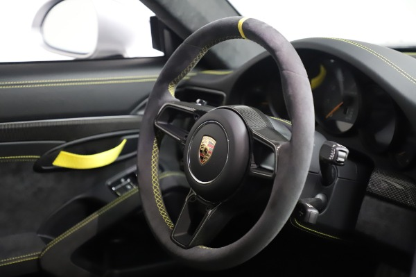 Used 2019 Porsche 911 GT2 RS for sale $316,900 at Bentley Greenwich in Greenwich CT 06830 27