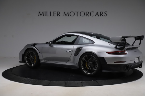 Used 2019 Porsche 911 GT2 RS for sale $316,900 at Bentley Greenwich in Greenwich CT 06830 3