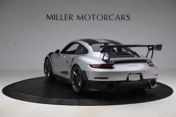 Used 2019 Porsche 911 GT2 RS for sale $316,900 at Bentley Greenwich in Greenwich CT 06830 4