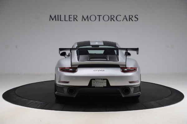 Used 2019 Porsche 911 GT2 RS for sale $316,900 at Bentley Greenwich in Greenwich CT 06830 5