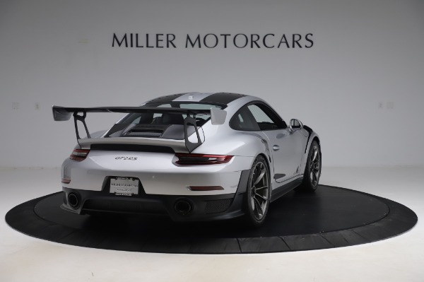 Used 2019 Porsche 911 GT2 RS for sale $316,900 at Bentley Greenwich in Greenwich CT 06830 6