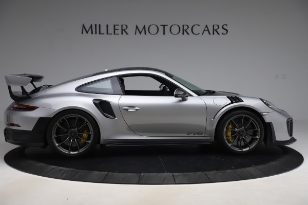 Used 2019 Porsche 911 GT2 RS for sale $316,900 at Bentley Greenwich in Greenwich CT 06830 8