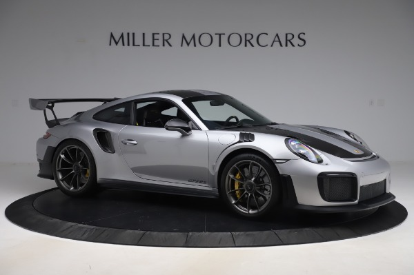 Used 2019 Porsche 911 GT2 RS for sale $316,900 at Bentley Greenwich in Greenwich CT 06830 9