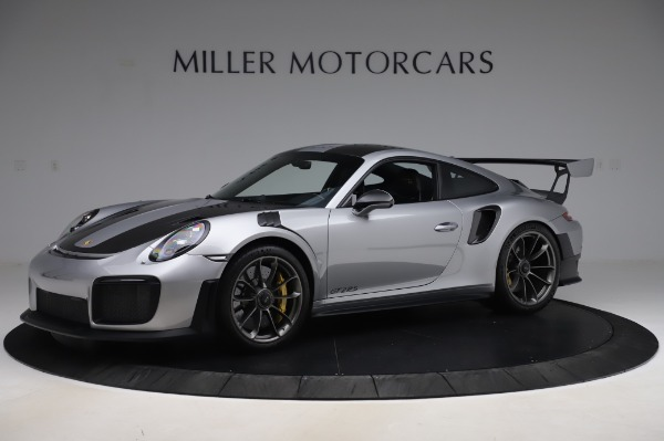 Used 2019 Porsche 911 GT2 RS for sale $316,900 at Bentley Greenwich in Greenwich CT 06830 1