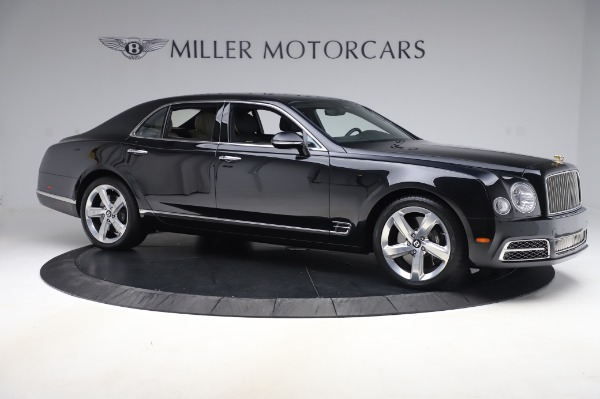 Used 2018 Bentley Mulsanne Speed for sale $239,900 at Bentley Greenwich in Greenwich CT 06830 10