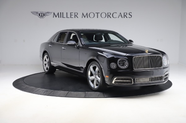 Used 2018 Bentley Mulsanne Speed for sale $239,900 at Bentley Greenwich in Greenwich CT 06830 11