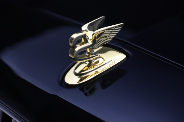 Used 2018 Bentley Mulsanne Speed for sale $239,900 at Bentley Greenwich in Greenwich CT 06830 14