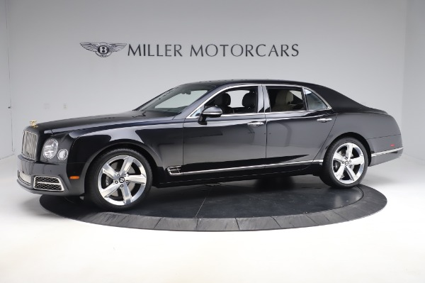Used 2018 Bentley Mulsanne Speed for sale $239,900 at Bentley Greenwich in Greenwich CT 06830 2